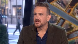 Jason Segel talks about his new book, 'OtherEarth'