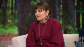 Lena Dunham talks about HBO's 'Camping' and her health