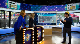 KLG and Hoda test their knowledge of the latest celebrity news
