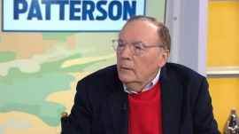 James Patterson on making reading fun with 'Max Einstein' book