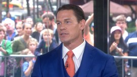 John Cena talks about his children's book, 'Elbow Grease'
