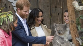 Duke and Duchess of Sussex wrap up 1st royal tour