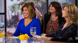 Is Dyson Airwrap worth its $500 price tag? KLG and Hoda test it out
