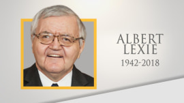 Albert Lexie, hospital shoeshiner who donated tips to save children, dies at 76