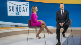 Willie Geist unveils new Sunday TODAY segment: Sunday Mail