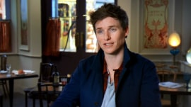 J.K. Rowling and Eddie Redmayne reveal some new 'Fantastic Beasts' from their new movie