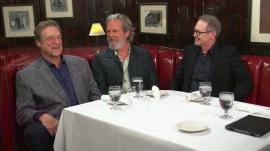 Jeff Bridges, John Goodman and Steve Buscemi talk 'The Big Lebowski' in extended interview