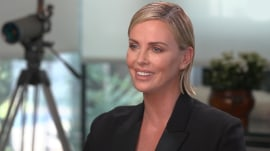 Charlize Theron on being a mom