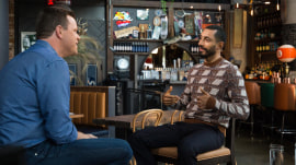 How 'Venom' actor Riz Ahmed changes his accent for different roles