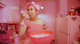 Crazy Kitchens: Step inside the world's pinkest kitchen