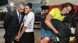 Michelle Obama's White House photographer shares favorite pictures of former first lady