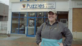 People with autism find jobs – and meaning – at Puzzles Bakery and Cafe