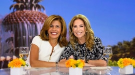KLG and Hoda share their fun Thanksgiving celebrations