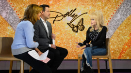 Dolly Parton talks about writing music for new film 'Dumplin''