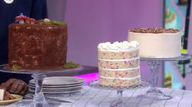 Make Gesine Bullock-Prado's maple sticky bun cake