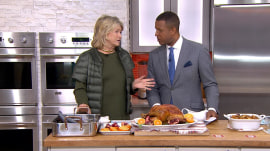 How to cook turkey safely: Martha Stewart shares her tips