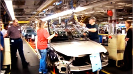 General Motors to cut nearly 15K jobs; 5 plants to close