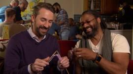 Common thread: Meet the brotherhood bonding over knitting