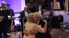 Bride finds love and marries at age 93