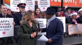 Candace Cameron Bure on giving back with the Salvation Army