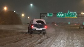 Nor'easter brings snow, freezing rain to Midwest, East Coast