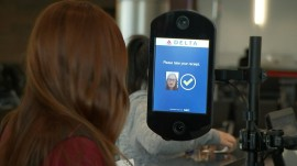 Inside Delta's 1st biometric airport terminal in Atlanta