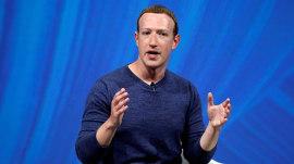 Zuckerberg says he isn't leaving Facebook despite controversy