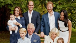 Prince Charles' 70th birthday: Royal family celebrates with new photo