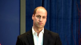 Prince William takes stand against cyberbullying in powerful speech