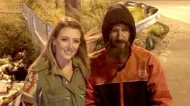 Homeless man and couple allegedly made up sweet story in scam
