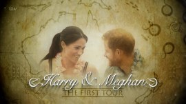 'Harry & Meghan' documentary gives look at 1st royal tour