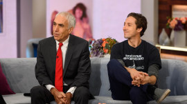 Nic and David Sheff discuss 'Beautiful Boy' and recount addiction