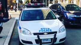 Watch: NYC officer sings Backstreet Boys over patrol speaker