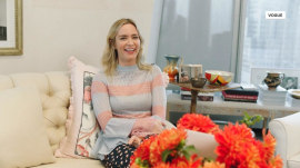 Emily Blunt takes a stab at a Boston accent
