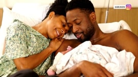 Gabrielle Union and Dwyane Wade welcome daughter via surrogate