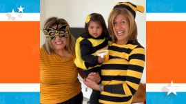 See how the TODAY anchors' kids dressed up for Halloween