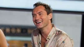 Jude Law talks about playing Dumbeldore in upcoming 'Fantastic Beasts' movie