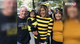 Hoda shares how she celebrated Halloween with daughter Haley Joy
