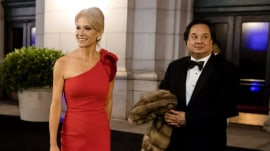 George Conway says Republican party is a 'personality cult'
