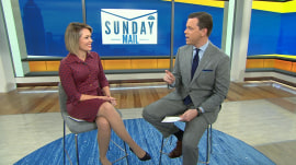 Willie Geist and Dylan Dreyer share their daily schedules