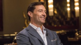 'The Greatest Showman' star Hugh Jackman enters political circus in 'The Front Runner'