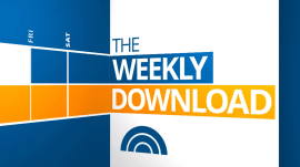 Look back at the week's biggest stories in The Weekly Download