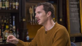 Benedict Cumberbatch:  'We need more equality' in Hollywood