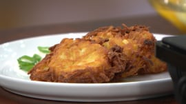 Make delicious latkes and babkas for Hanukkah