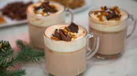 Holiday hot drinks: Make cider glogg, maple nog and more