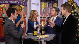 Try these bubbly drinks for your New Year's Eve party