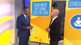Stress less in 2019: Tips for easing your burdens