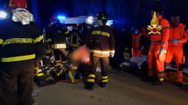 Italy nightclub stampede kills 6, wounds dozens