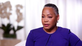 Lisa Borders opens up about path to becoming 1st CEO of Time's Up