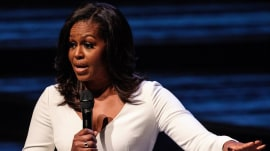 Michelle Obama gets honest about the 'lean in' philosophy